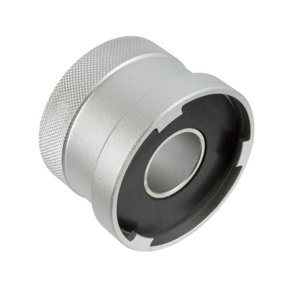 Einfülltrichter für Öl wie Porsche / Bajonettanschluss