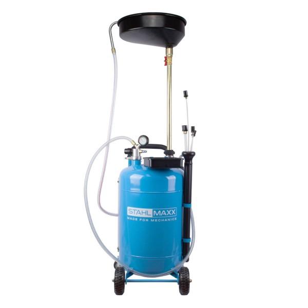 Altölauffanggerät zum Auffangen und Absaugen 70L