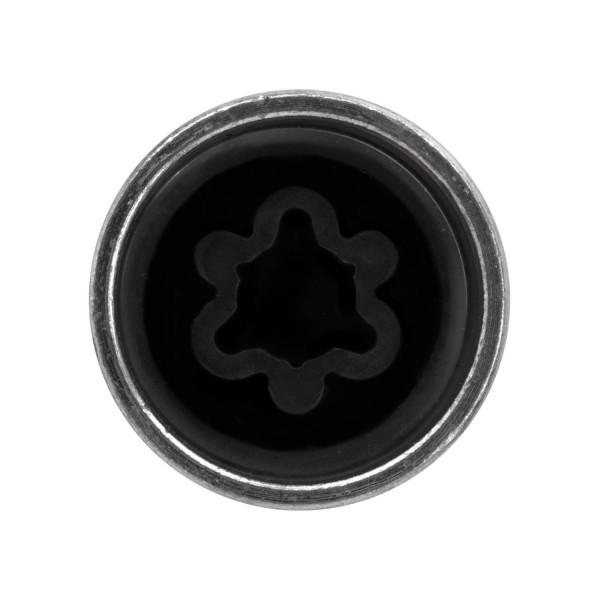 Einsatz-Felgenschloss für Steckschlüssel wie OEM T40073-816
