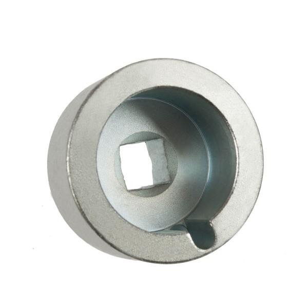 Drehen der Kurbelwelle - Steckschlüssel wie Opel EN-48589 A