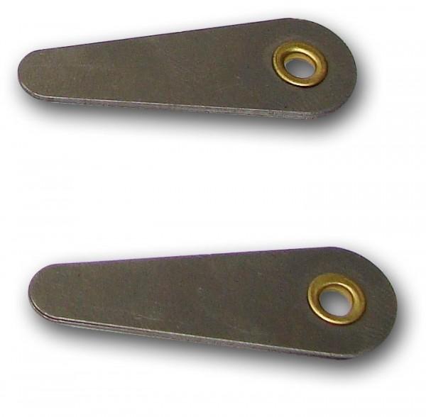 Plättchen zur Ausrichtung des Nockenwellenlineals