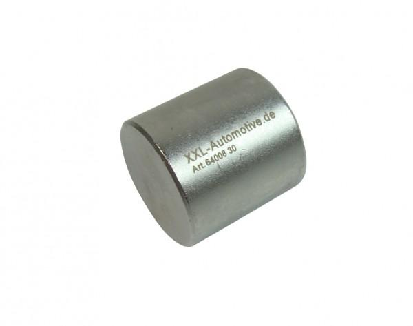 Druckstück ø 30, Länge 30 mm für Art. 33007