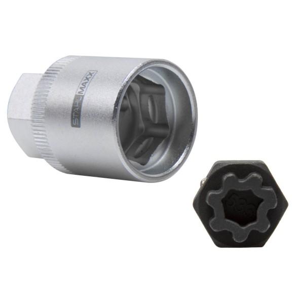 Einsatz-Steckschlüssel für Felgenschloss wie OEM T10313-533 VW