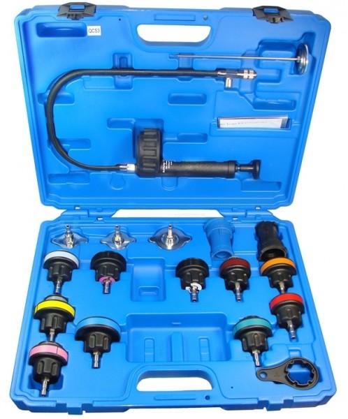 Abdruckgerät Kühlsysteme Wasserkühl-Systeme Prüfgerät