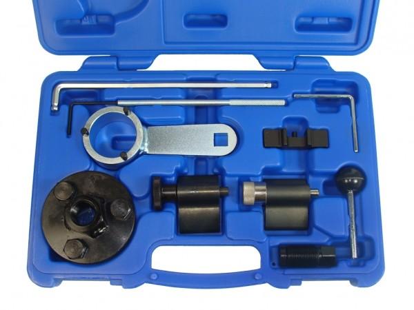 Zahnriemen Wechsel Werkzeug VAG 1.6, 2.0 TDI Common Rail u. 1.9 TDI Pumpe Düse