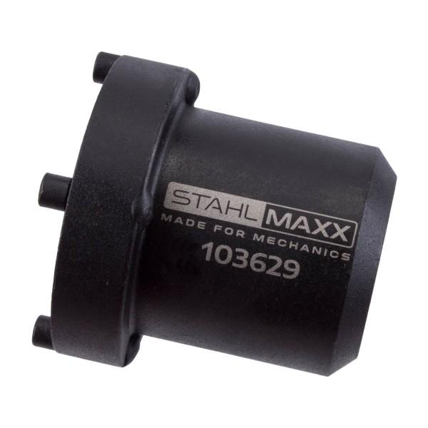 """Steckschlüssel-Einsatz 4-pin, 1/2""""-Antrieb Suzuki Jimny Grand Vitara Radlager"""