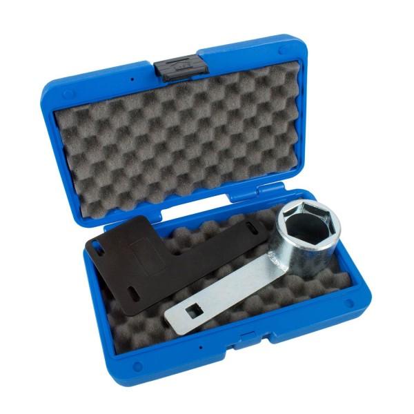 Spezialwerkzeug für Steuerzeiten wie VAG 2.8 mit Motorcode AAA