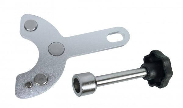 Gegenhalter Riemenscheibe, zu verwenden wie Volvo 9997415