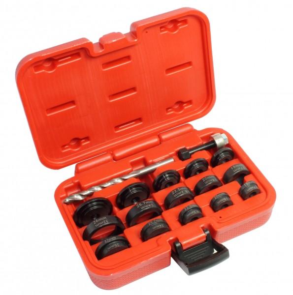 PDC Stanz-Werkzeug-Satz für 17 - 32mm PDC-Sensoren