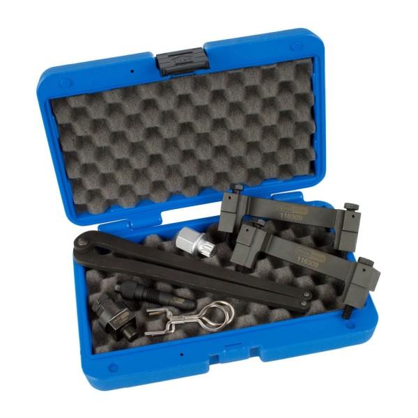 Motoreinstell-Werkzeug wie Audi