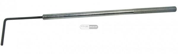Arretierwerkzeug für Spannrolle wie VAG T10265