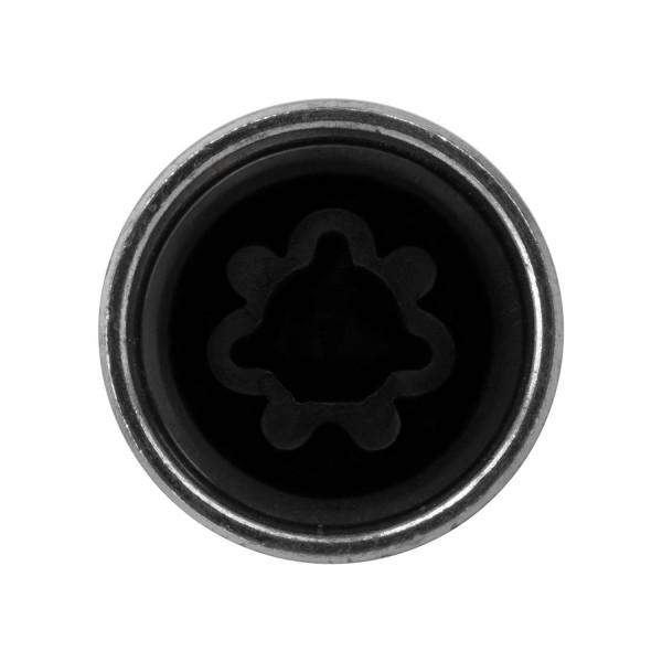 Einsatz-Felgenschloss für Steckschlüssel wie OEM T40073-812