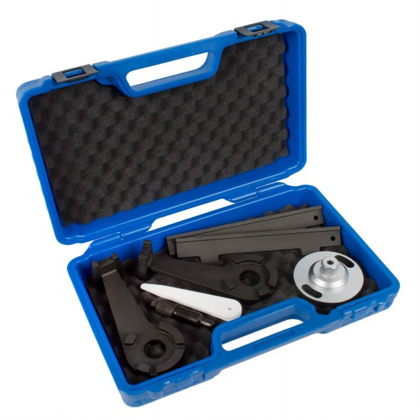 Werkzeug zum Positionieren der Nockenwelle wie Audi