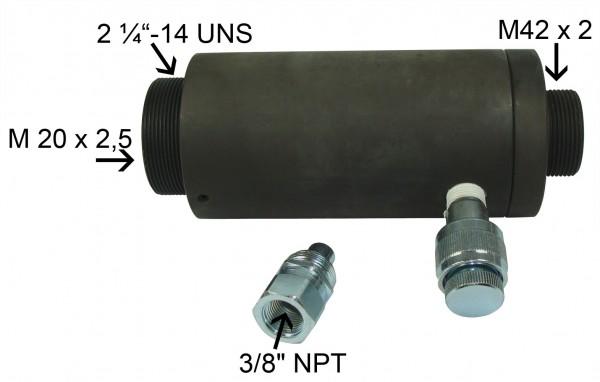 18,2t Hydraulikzylinder