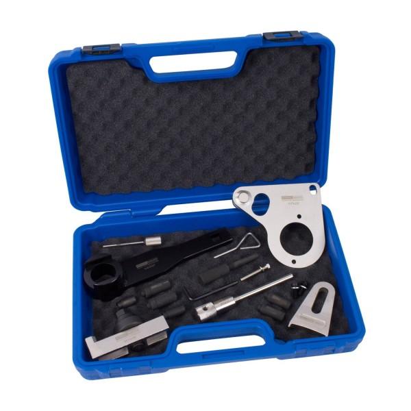 Werkzeugsatz für die Steuerzeiten wie Renault / Nissan / Opel