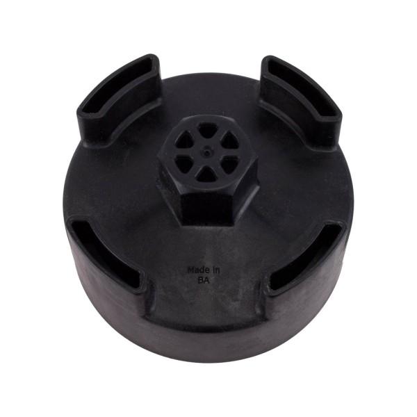 Öfilterkappe für Ölfilterschlüssel 88 mm x 6-kant