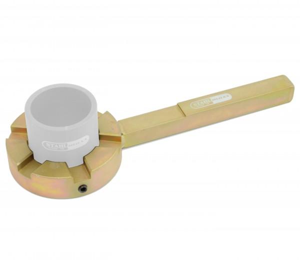 Gegenhalter Riemensscheibe für BMW nur zu verwenden mit XXL-112464 oder XXL-112465
