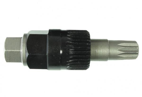 Lichtmaschinen-Einsatz Innenvielzahn, M10 für Bosch Lima