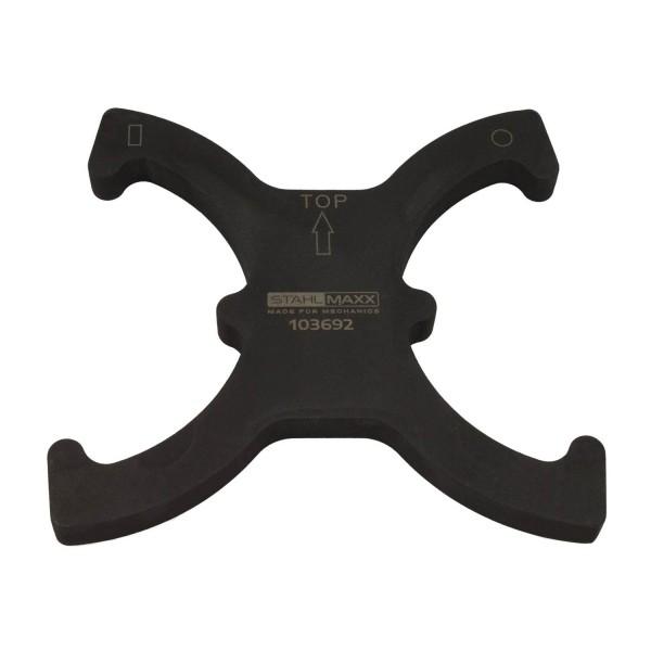 Blockierwerkzeug Variable Nockenwelle, zu verwenden wie Ford 303-1097 Volvo 9997429