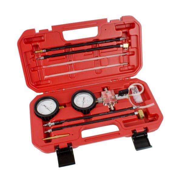 Prüfkoffer Rücklaufdruckmessung für CR Injektoren