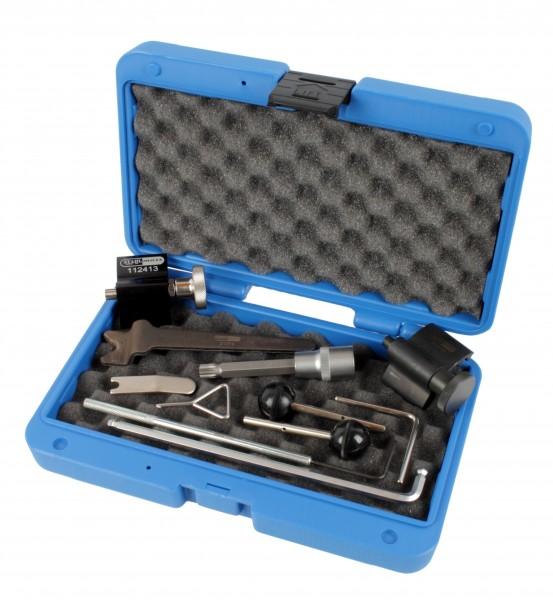VAG Zahnriemen Wechsel Werkzeug Satz 1.2, 1.4, 1.6, 1.9, 2.0 TDI CR Diesel