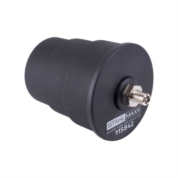 Turbo Prüf Adapter mit Abstufung 50 - 55 - 60 mm